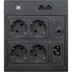 RPT-1025AP LCD, Источник бесперебойного питания Powercom Источник бесперебойного ...
