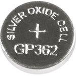 362 (SR58), Элемент питания серебряно-цинковый (1шт) 1.55В