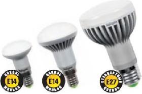 NLL-R63/E27 3.6W/220V (94258), Лампа светодиодная (белый)
