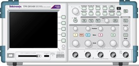 TPS2024B, Осциллограф цифровой, 4 канала x 200МГц (Госреестр)