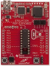 MSP-EXP430G2 (LaunchPad), Отладочный комплект на базе МК MSP430G2xx