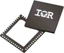 IRS2053MTRPBF, 3-х канальный цифровой аудиоусилитель класса D [MLPQ-48]