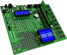 Фото 1/5 MIKROE-419, BIGPIC6 Development System, Отладочная плата на базе семейства PIC