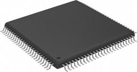 AT32UC3A1256-AUT, Микроконтроллер 32-Бит AVR, 66МГц, FLASH-256КБайт, LQFP-100