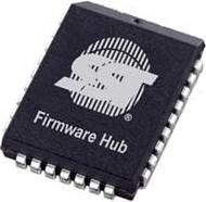 Фото 1/2 SST49LF008A-33-4C-NHE, Флэш-память 8Мбит [PLCC-32]