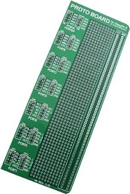 MIKROE-412, EasyPIC6 PROTO Board, Плата расширения лабораторного стенда ME-EASYPIC6