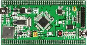 MIKROE-649, mikroBoard for ARM 64-pin, Дочерний модуль с МК LPC2148 NXP