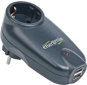 SPG1-U, Фильтр-розетка сетевая с 2мя USB
