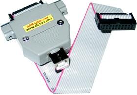 Фото 1/2 ARM-USB-TINY-H, Высокоскоростной USB-JTAG эмулятор