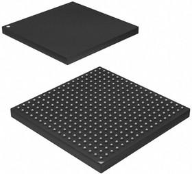 AT91SAM9263B-CU, Микроконтроллер, ARM9, 16/32-Бит, 240МГц, 128КБ ROM, 160 I/O [TFBGA324]