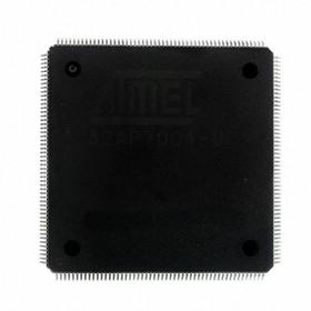 AT32AP7001-ALUT, Микроконтроллер 32-Бит AVR, 150МГц, ROM-32 КБайт, LQFP-208
