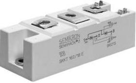 SKKT162/12E (б/крепежа), Тиристорный модуль 1200В 162A