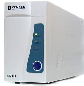 Фото 1/2 BASIC BAC-650, Источник бесперебойного питания (ИБП/UPS), 650ВА/390Вт, IEC, line-interactive, белый