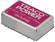 TEN 8-2423, DC/DC преобразователь, 8Вт, вход 18-36В, выход 15,-15В/265мА