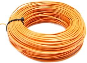 Монтажный провод НВ-4 0,75 мм2 ( оранжевый ) 50 м