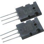 2SC5200+2SA1943 (ПАРА), Транзисторы NPN/PNP 230В 15А [2-21F1A]