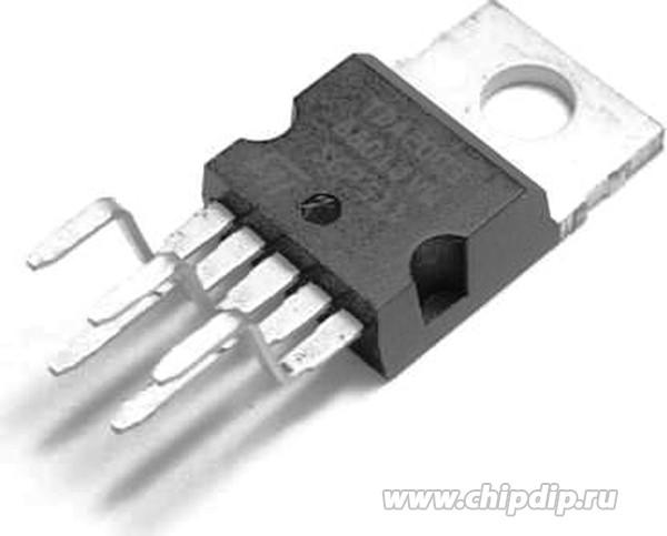 ИМС Усилитель низкой частоты No trademark TDA2003 (К174УН14) TO220-5, Усилители низкой частоты.