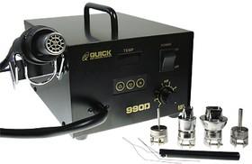 Quick990D, Станция паяльная (горячий воздух) (100-480°C)