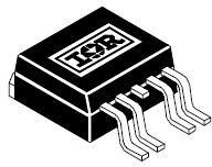 IPS5451S, Мощный MOSFET ключ верхнего уровня, с защитой [SMD-220]
