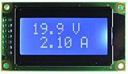 Фото 1/3 SVAL0013NW-100V-I10A, Цифровой вольтметр (до 100В) + амперметр постоянного тока ( до 10А)