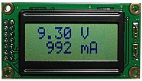 Фото 1/3 SVAL0013PN-10V-I1A, Цифровой вольтметр (до 10В)+ амперметр постоянного тока (до 1А)