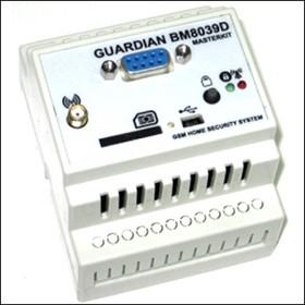 BM8039D, GUARDIAN - Интеллектуальное управляющее устройство / GSM модуль на DIN-рейку | купить в розницу и оптом