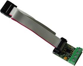 MOD-RS485, Плата расширения с разъемом UEXT и интерфейсом RS485