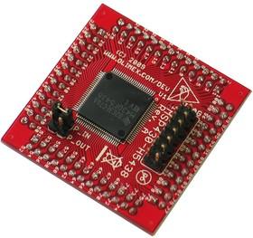 Фото 1/3 MSP430-H5438, Макетная плата с мк MSP430F5438