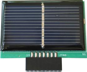 Фото 1/2 MSP430-SOLAR, Солнечная батарея для совместной работы с платами на базе MSP430