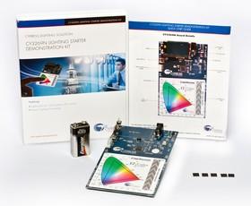 CY3269N, Демонстрационный набор для управления RGB-подсветкой