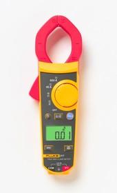 Фото 1/2 Fluke 317, Клещи токовые 600АС, измерение среднекв. значений перем/пост тока (Госреестр)