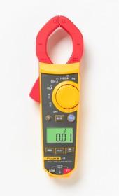 Фото 1/2 Fluke 319, Клещи токовые 1000АС, измерение среднекв. значений перем/пост тока (Госреестр)