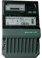 М230 АМ-02, Счетчик трехфазный учета активной энергии