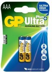Фото 1/3 24AUP(A286/LR03/AAA)2, Элемент питания алкалиновый Ultra Plus (2шт),1.5В