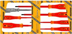 14-650 VDE, Набор высоковольтных отверток (7 типоразмеров)