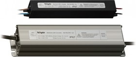 Фото 1/2 ND-P100-IP67-12V (71473), Трансформатор электронный для светодиод. ламп и модулей 100W 12V (драйвер)