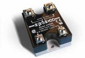 120D25, Реле 3-32VDC, 25A/120VAC