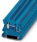 3045020, Conn Feed-Through Terminal Block F 2 POS Screw ST T DIN Rail 24A