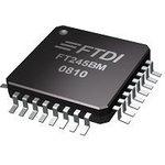 FT245BL, Преобразователь USB1 1 - FIFO режим Bit Bang (=FT245BM), [TQFP-32]