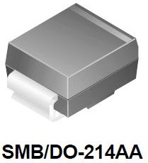 SMBJ70CA, Защитный диод двунаправленный, 600Вт, 70В, [SMB / DO-214AA]