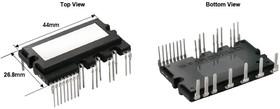 FSBS3CH60, 3х фазный мостовой IGBT- инвертор, 600В, 3А