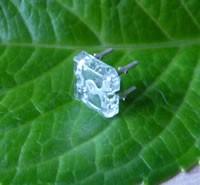 "BL-FL7600UGC, Светодиод ""Пиранья"" зеленый 100"" 700мКд 574нМ (Ultra Green)"
