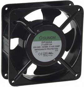DP200A/2123XBT.GN, Вентилятор 220В, 120х120х38мм, подшипник качения, 2850 об/мин.
