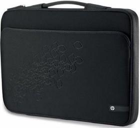 "Фото 1/2 Сумка для ноутбука HP LR378AA 17.3"" неопрен черный"