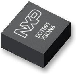 74LVC1T45GF,132, Приемопередатчик, транслирующий, 1.2В до 5.5В, XSON-6