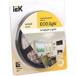 Лента светодиодная ECO LED LSR-3528WW60-4.8-IP20-12V 5Вт/м ...