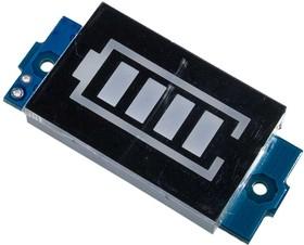 4S tester, тестер заряда Li-po Li-ion батарей