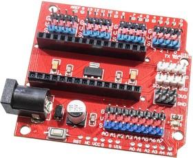ATMEGA328P-AU NANO V3.0, плата расширения