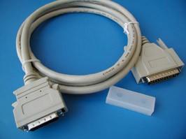 SCB-109, Шнур для принтера DB 25 (п) - MC 36 (п), 1.8 м