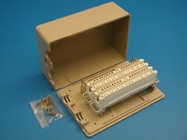 KRB-20, Коробка распределительная, 2 плинта